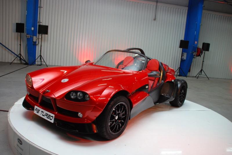 Présentation officielle du Secma F16 Turbo à l'usine Dsc_4710