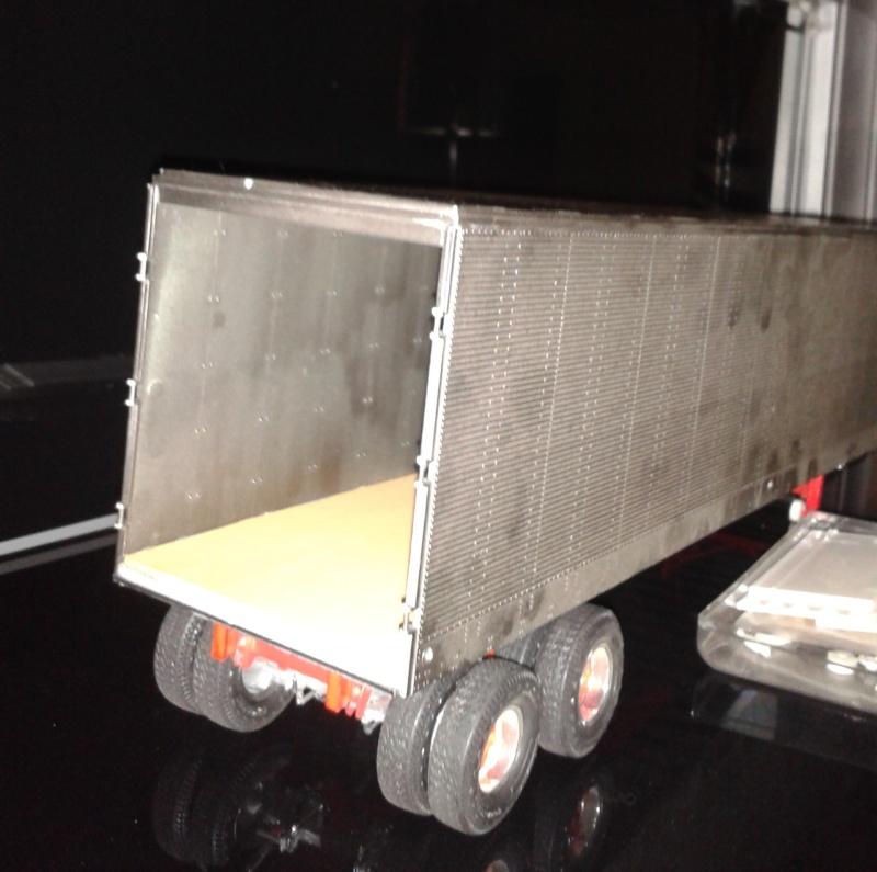 Vends Remorque + camion 2016-018