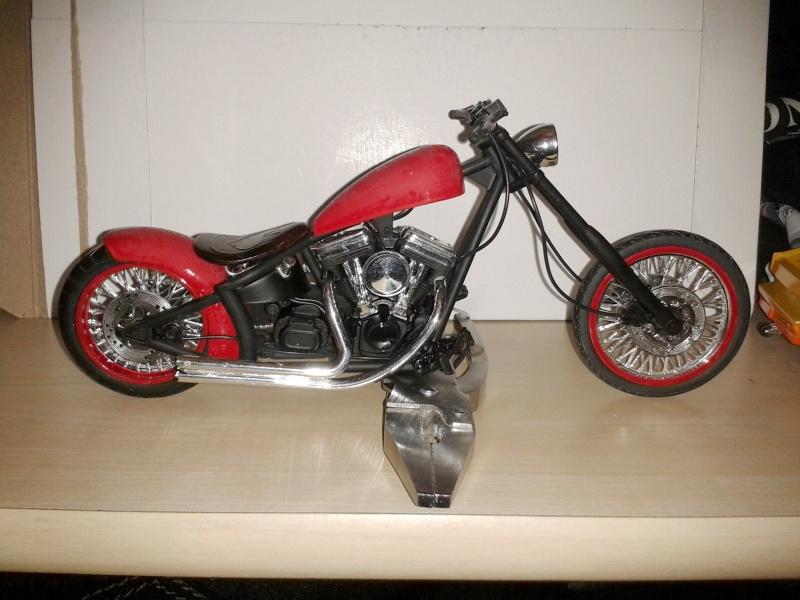 Harley Davidson Style Bobber - Page 2 2016-057