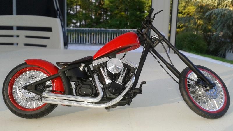 Harley Davidson Style Bobber - Page 2 2016-092