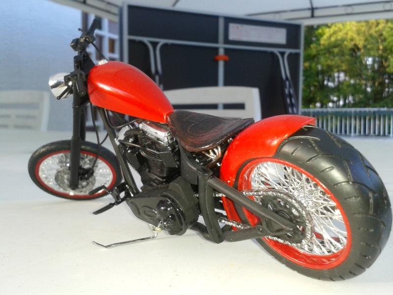 Harley Davidson Style Bobber - Page 2 2016-098