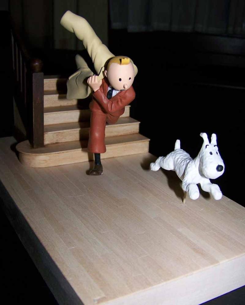 mise en peinture de figurines Tintin - Page 4 100_3122