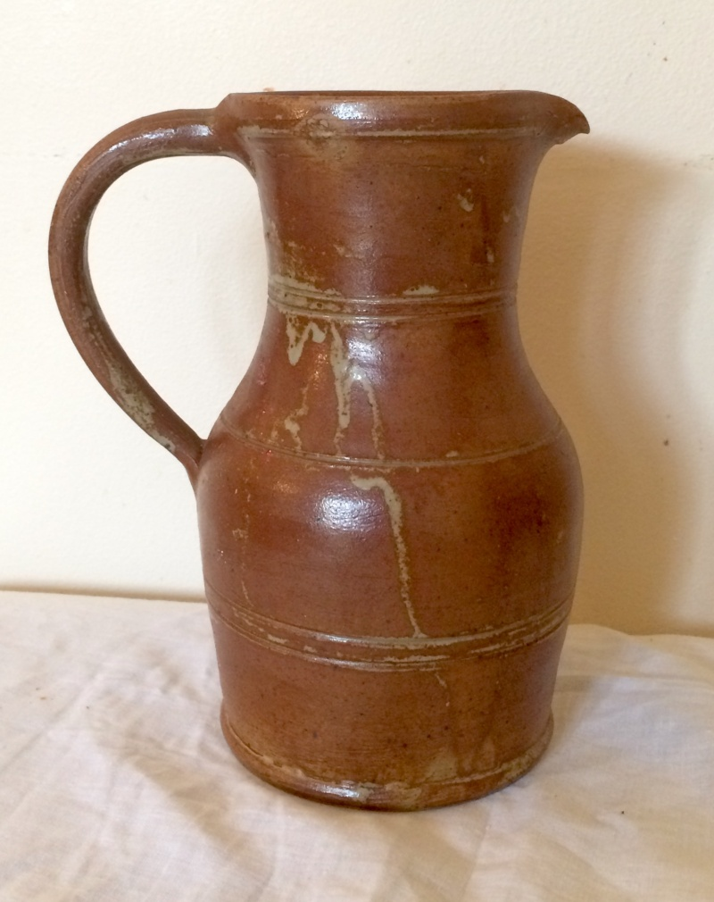 Unmarked jug - French? Image53