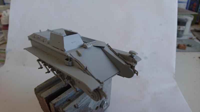 Il neigeait Borgward IV Ausf. A Dragon + PE Eduard 1/35 TERMINE Bgwd_410