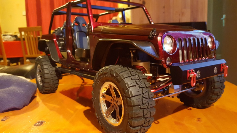 Jeep CAPO the BEST - Page 2 20160525