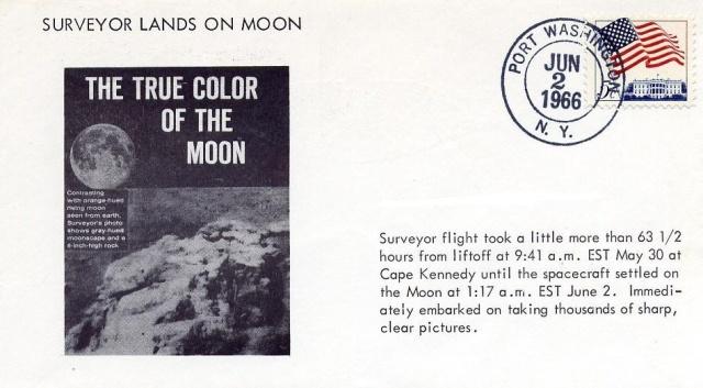 Le programme Surveyor en astrophilatélie 1966_010