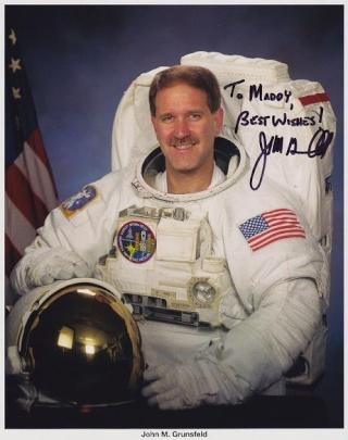 L'astronaute John Grunsfeld prend sa retraite de la NASA Grunsf10