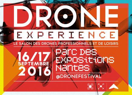Drone Experience - Salon du drone professionnels et de loisirs - Nantes 16 et 17 septembre 2016 - avec Patrick Baudry Huge_d10