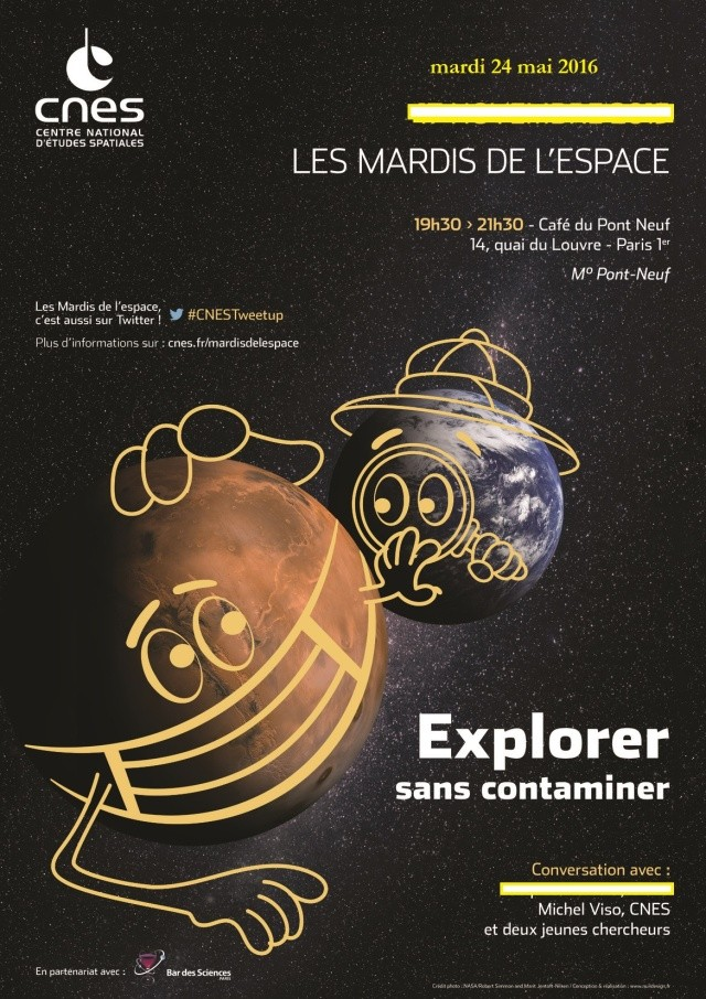 24 mai - Conférence (Les mardis de l'espace) - Explorer sans contaminer Is_mar12