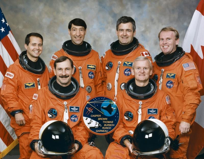 20ème anniversaire de la mission STS-77 Sts-7710