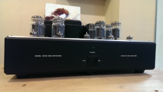 Audio Research VS110 Power Amplifier (Used) Reduced Imag0613