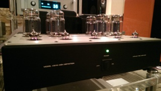 Audio Research VS110 Power Amplifier (Used) Reduced Imag0616