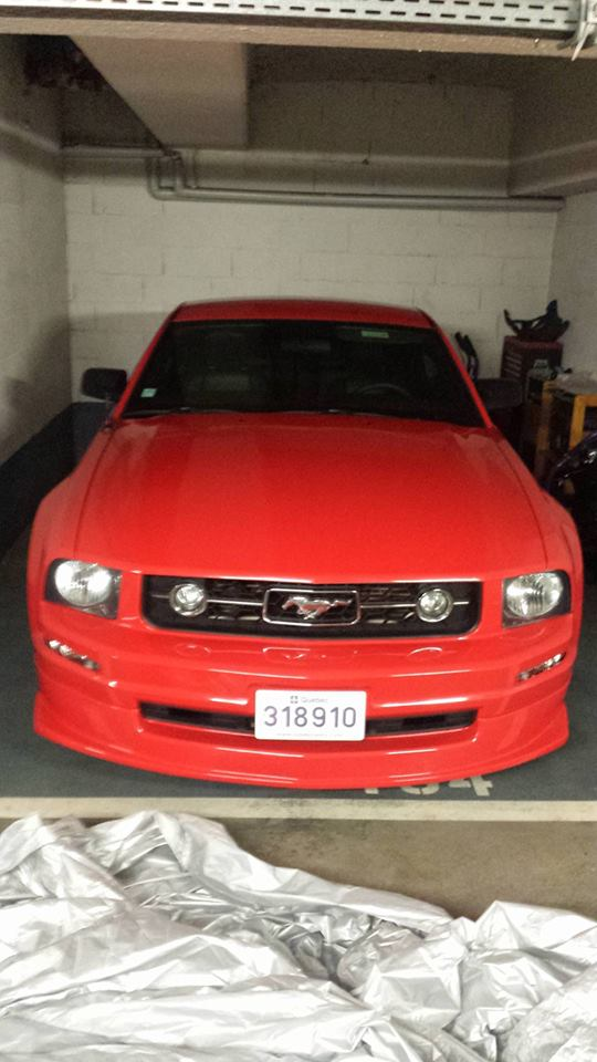 """Ma 'petite""""BIS"""" ' Mustang 4.0 V6 2007 - Page 7 13090110"""