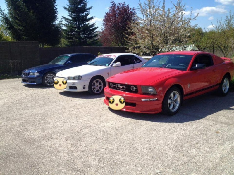 """Ma 'petite""""BIS"""" ' Mustang 4.0 V6 2007 - Page 7 13133310"""