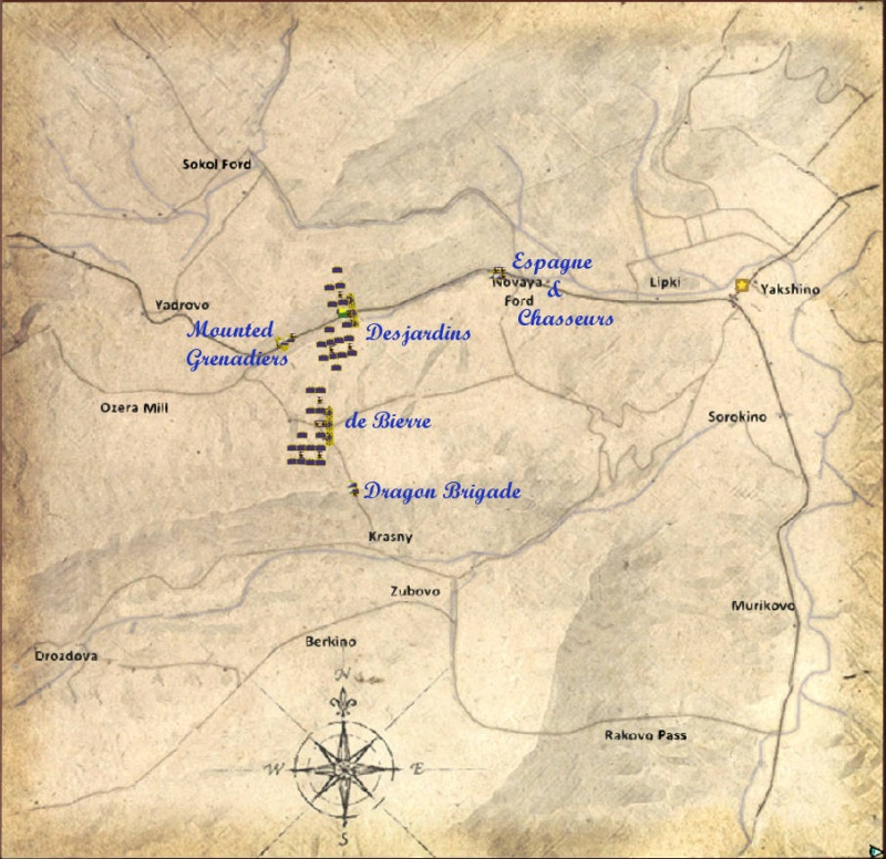 Battle of Zubovo Monday May 30th 20:00 BST, 15:00 EST French10