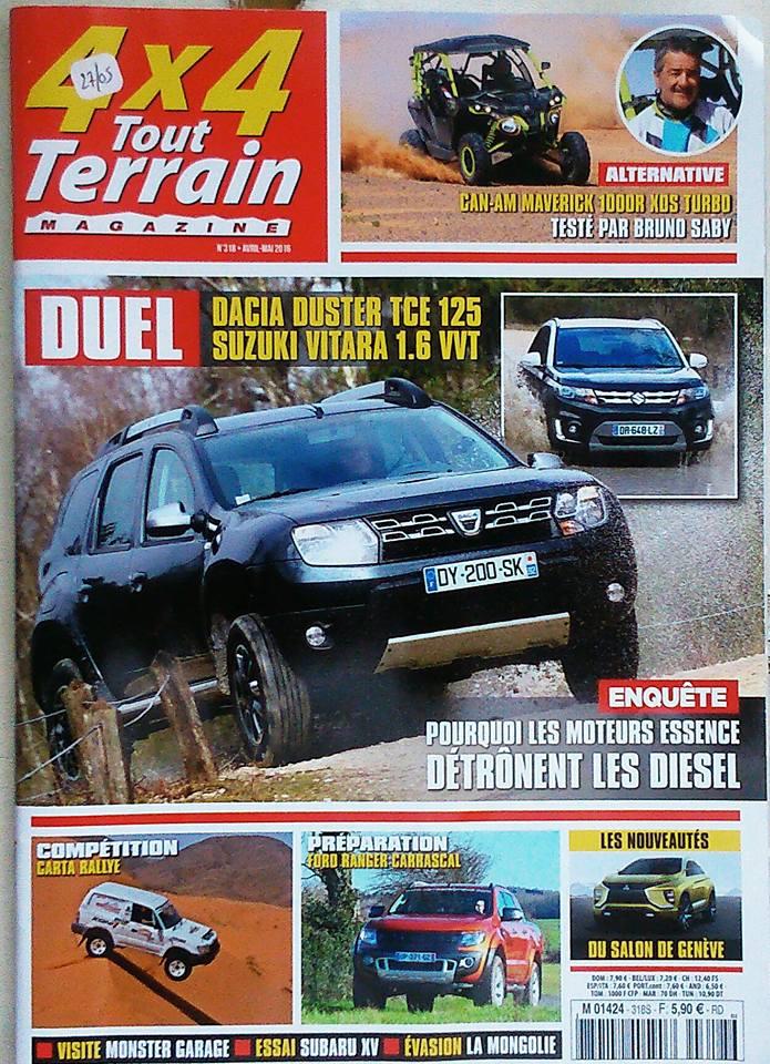 Rallye Hummerbox 3/4/5 Juin 2016 Cantal(15) dans 4X4 Tout Terrain magazine N°318 Avril-Mai 2016 13095910