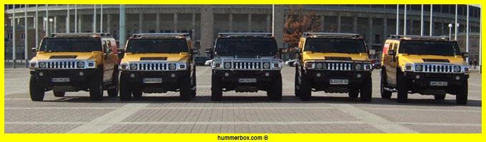 Aimez vous le Hummer en couleur jaune ? Header14