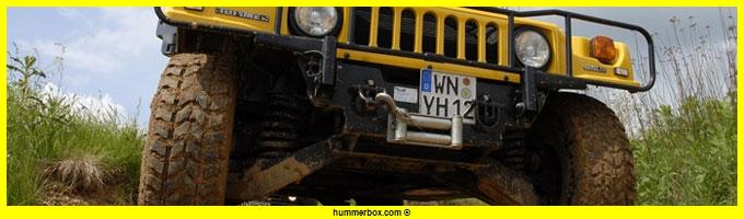 Aimez vous le Hummer en couleur jaune ? Header15
