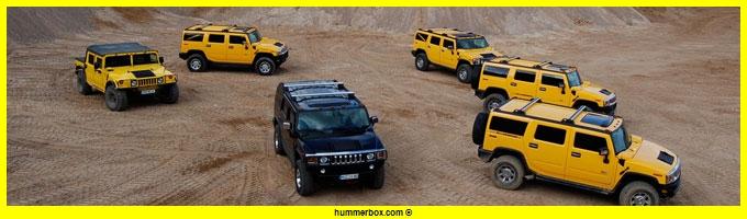 Aimez vous le Hummer en couleur jaune ? Header16