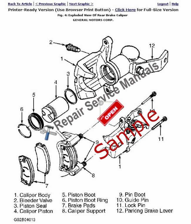 Manuel(guide utilisateur, manuel d'atelier ...) Hummer H1/humvee, H2 & H3 à disposition  Sample10