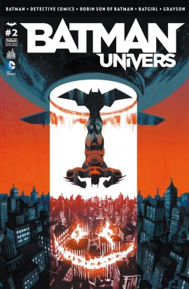 Batman Univers 2 avril 2016 Batman11