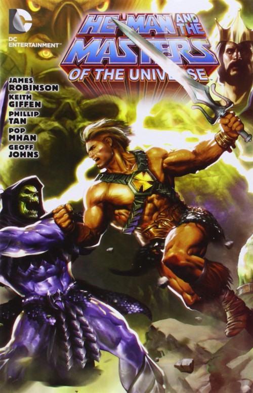 He-Man and the masters of the Universe.  Heman110