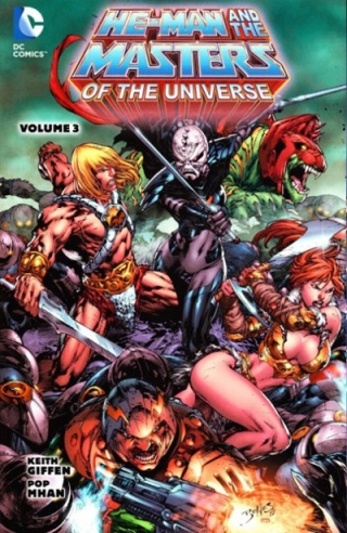 He-Man and the masters of the Universe.  Vol3_110