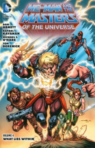He-Man and the masters of the Universe.  Vol4_710