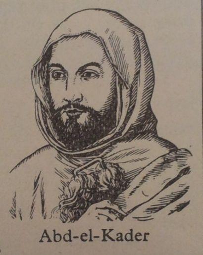 Emir Abdelkader ibn Mohieddine…El Hachemi - Page 7 Abvdrt11