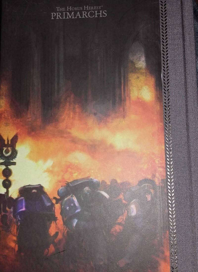 [Horus Heresy] Primarchs Series - I - Roboute Guilliman de David Annandale 4e_cou11