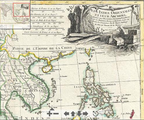 Những tấm bản đồ chứng minh Hoàng Sa, Trường Sa thuộc về Việt Nam 26111010