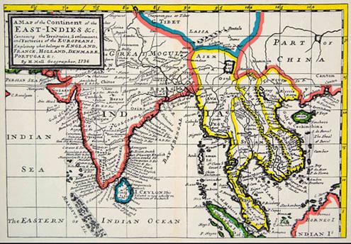 Những tấm bản đồ chứng minh Hoàng Sa, Trường Sa thuộc về Việt Nam 31041610