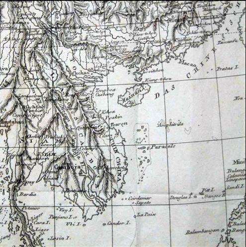 Những tấm bản đồ chứng minh Hoàng Sa, Trường Sa thuộc về Việt Nam 33065710