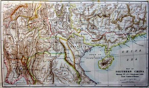 Những tấm bản đồ chứng minh Hoàng Sa, Trường Sa thuộc về Việt Nam 37060010
