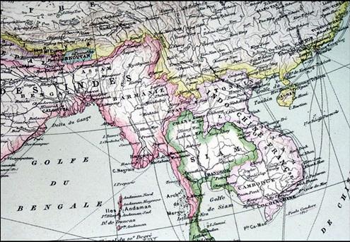 Những tấm bản đồ chứng minh Hoàng Sa, Trường Sa thuộc về Việt Nam 40027910