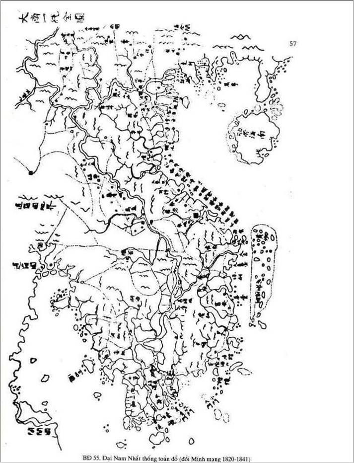 Những tấm bản đồ chứng minh Hoàng Sa, Trường Sa thuộc về Việt Nam Pictur10