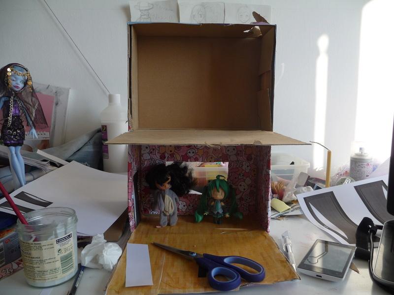 [Diorama]Mini immeuble pour les petite 1/12! P1030317