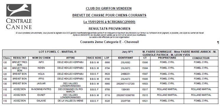 Les bbg en brevets saison 2015/2016 Chevre13