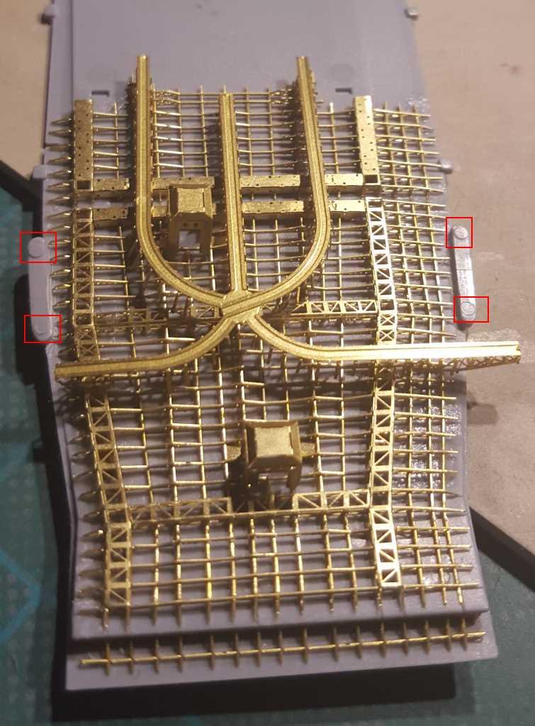 AKAGI 1/700 Hasegawa Kit PE et Pont en bois - Page 4 24540710