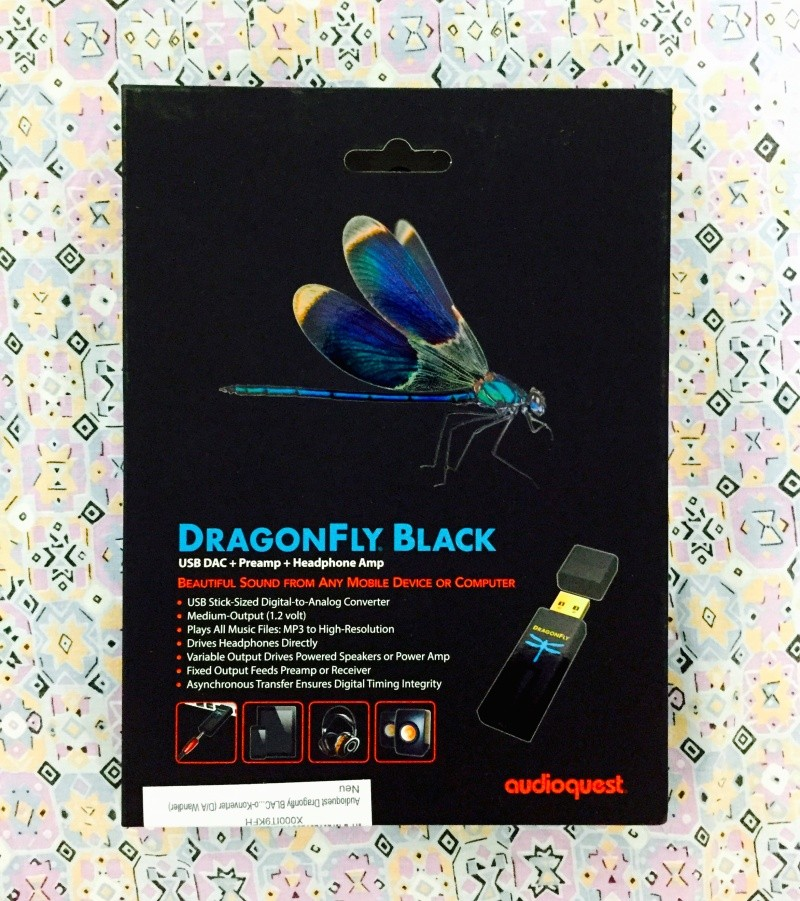 Nuovo Audioquest Dragonfly Black 1.5! Fullsi15