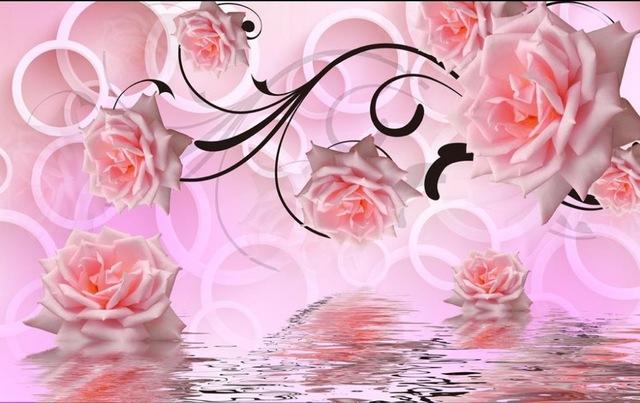 Poésie Rose-r10