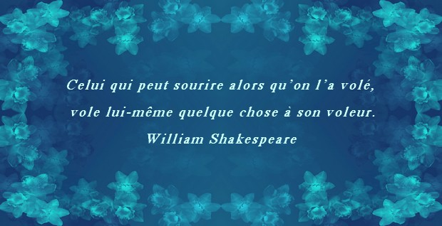 Celui qui peut sourire (William Shakespeare) Willia10