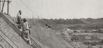 L'autodrome de Linas-Montlhéry 192411