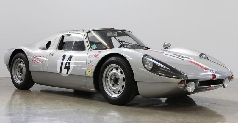 PORSCHE 904  GTS Porsch10