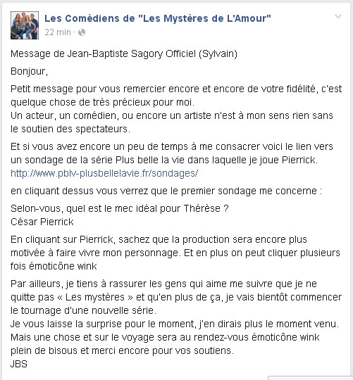Jean-Baptiste Sagory ( Sylvain) Sans_t15