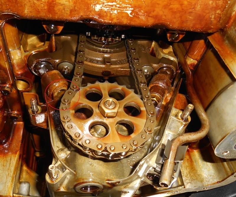 vidange moteur avec changement du joint de carter  - Page 2 Dscn6210