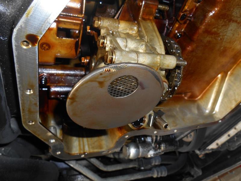 vidange moteur avec changement du joint de carter  - Page 2 Dscn6212
