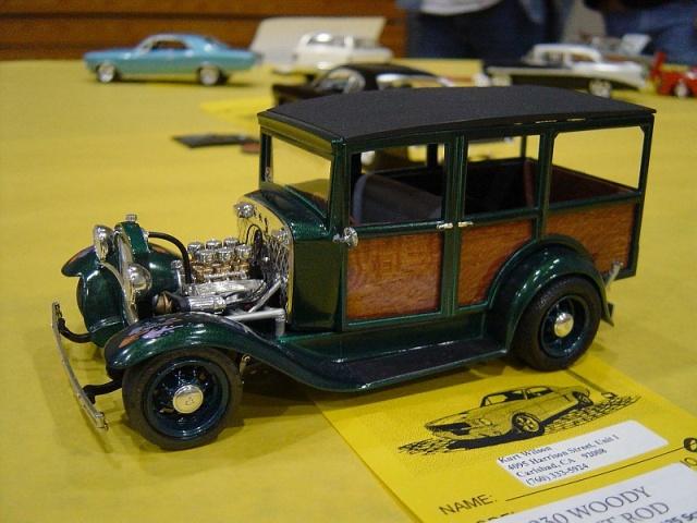 """#58 : Ford 29 pick-up """"Surfin'Safari"""".  16410"""