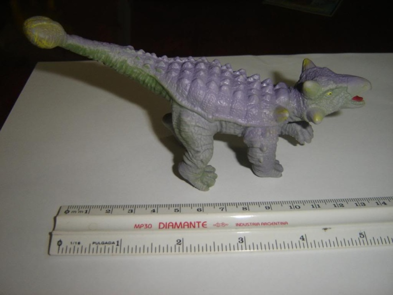 DeAgostini Dinosaurs Ankylo10