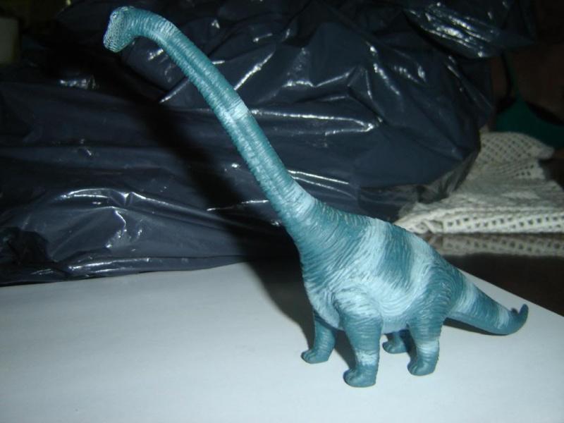 DeAgostini Dinosaurs Brachi10